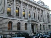 Institution of Civil Engineers, One Great George Street, London