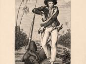 Stedman, J.G., Narrative of a five years' expedition against the revolted negroes of Surinam in Guiana on the Wild Coast of South America from the years 1772 to 1777 : elucidating the history of that country and describing its productions, viz, quadrupede