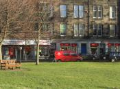 English: Edinburgh Bicycle Co-operative On Whitehouse Loan, Bruntsfield.