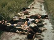 One of Haeberle's My Lai photos: