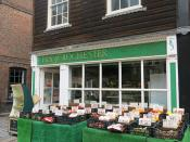 Greengrocers at Rochester