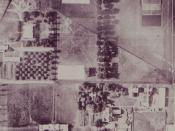 Urbana, IL Mumford House and South Farms 1918