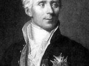 Pierre-Simon Laplace (1749-1827), french mathematician