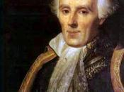 Pierre-Simon, marquis de Laplace, one of the main early developers of Bayesian statistics.