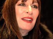 Anjelica Huston in Berlin 2005.