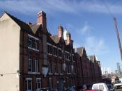 St Anne's Hostel, 112 Moseley Street, Birmingham (and the Paragon Hotel)
