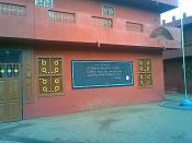 English: Ponnu School Prayer Assembly ground