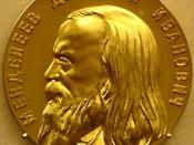 Mendeleyev Medal