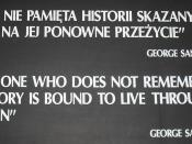 English: A photograph of the plaque outside of the Auschwitz concentration camp reading: