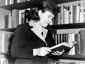 Margaret Mead, American cultural anthropologist