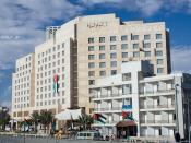 Hyatt Hotel, Amman, Jordan