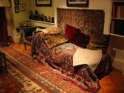 A MOST FAMOUS SOFA: SIGMUND FREUD'S SOFA