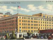 Hotel Scharbauer, Midland, Texas