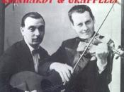 Eesti: Django Reinhardt (vasakul) koos Stéphane Grapelliga