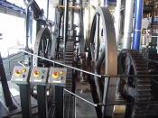Power Up - Thinktank Birmingham Science Museum - Rolling Mill Engines - video clip