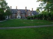English: Westlands at Sarah Lawrence College
