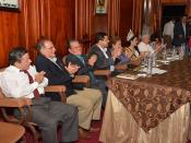Con el auspicio del Gobierno Municipal se realizo el Lanzamiento del Libro ¨Así Habla mi Gente¨