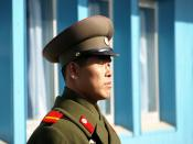 General Officer Talks at Panmunjom