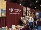 Ignatius Press Booth