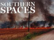 Logo for Southern Spaces, an online academic journal