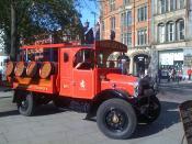 Robinson's Delivery Van