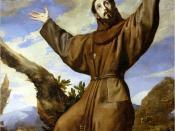 St. Francis of Assisi (circa 1182-1220)