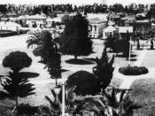Downtown Oxnard, early-1900s.