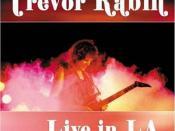 Live in LA (Trevor Rabin album)