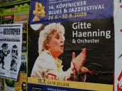 Gitte Hænning