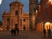 Reggio Emilia - piazza S. Prospero