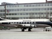 English: The British Overseas Airways Company head office and G-AMOG