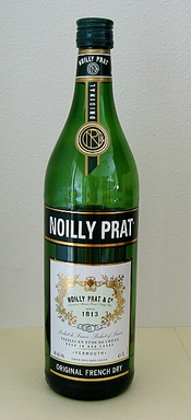 Noilly Prat is the company's French brand of vermouth.