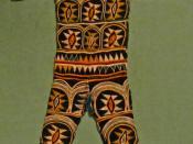 Masker's garment