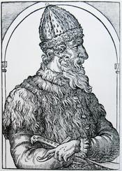 Ivan III, Grand Duke of Moscow.