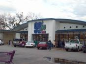 99 Cents Only store - 4500 Live Oak, Dallas, Texas This location used to be a Carnival supermarket. This is also a former Safeway location.