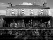 Boyle Railway Station, Co. Roscommon, Ireland