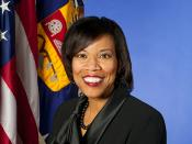 Edna Primrose Job Corps National Director  (JCS)