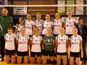 English: Harnes Volley Ball 2010/2011