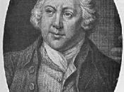 Richard Arkwright portrait