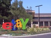 The headquarters of eBay in San Jose, California. Photographed on August 5, 2006 by user Coolcaesar.