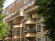 hugo häring, siemensstadt housing, 1929