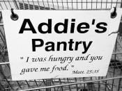 Addie's Pantry #grandrapids 2-14-12