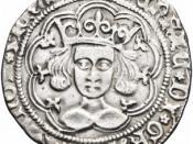 English: Henry VI groat