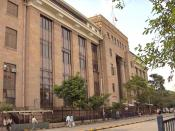 The old RBI Building in Mumbai