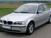 BMW E46 Facelift