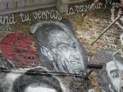 Antonin Artaud painted portrait _DDC9183