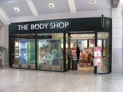 English: The Body Shop in the Prudential Center, Boston Massachusetts