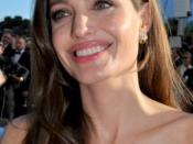 English: Angelina Jolie at the Cannes film festival.