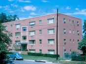 Arlington - My Apartment in Rosslyn (1965)