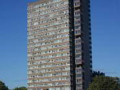English: Block of Flats, Bermondsey